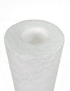 Filtreri cartouche de filtration thermosoudees