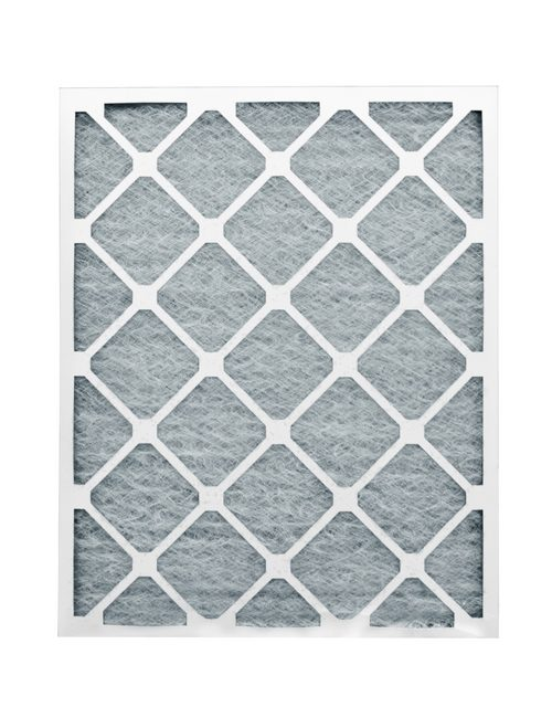Filtreri filtre avec cadre en carton et média en fibre de verre pour préfiltration d' air