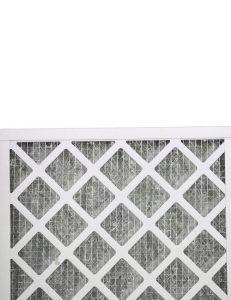 Filtreri filtre avec cadre en carton et média synthétique pour préfiltration d'air