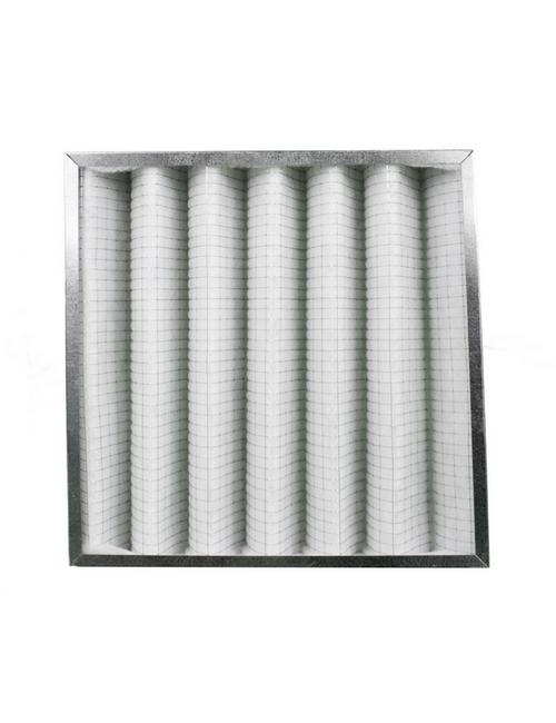 Filtreri filtre avec cadre en métal et média synthétique pour pré-filtration d'air