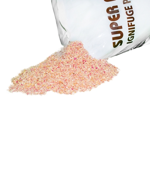 Filtreri granulés végétal absorbants industriel